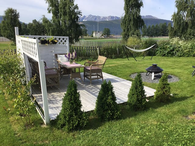 Opplev Hinnøya på vei til Lofoten og Andøya!