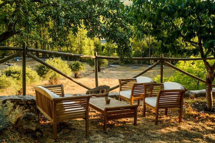 El Pajar de Angelines, casa rual cercana a Granada - Quéntar - Xalet