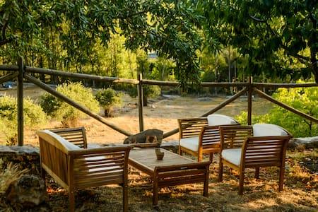 El Pajar de Angelines, casa rual cercana a Granada - Quéntar - Alpehytte