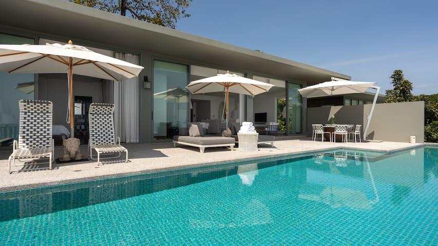 COMO Point Yamu 3-Bedroom Andaman Pool Villa