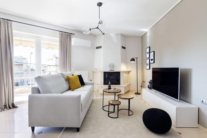 Convenient 2BD Apartment close to Olympic Stadium