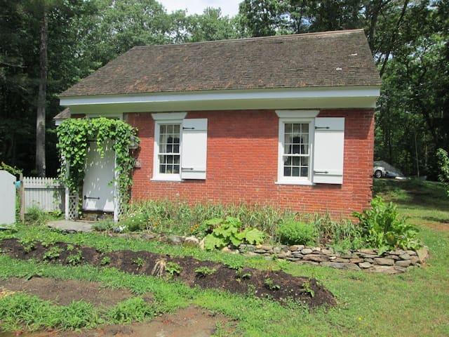 Riggsville Schoolhouse - Georgetown - Talo