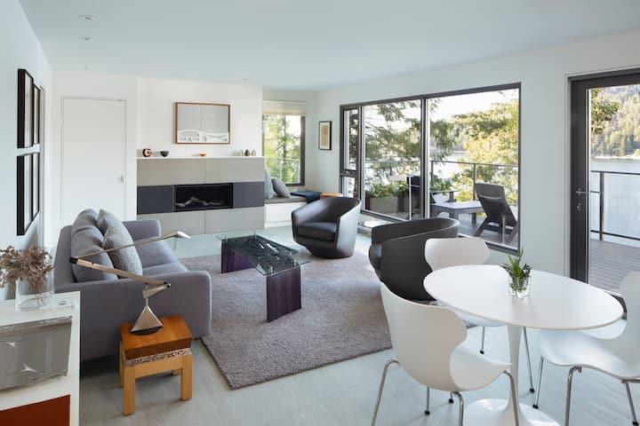 Artist-designer Sabina Hill's Sea Forest Suite
