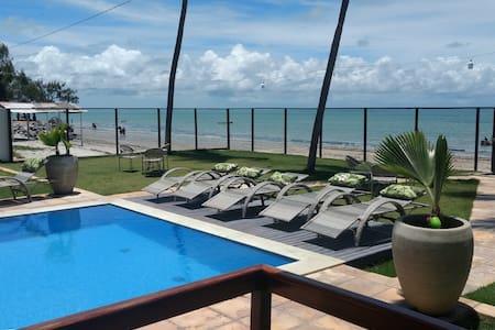Itamaracá Beach- P00L PARTY - Ilha de Itamaracá - 公寓
