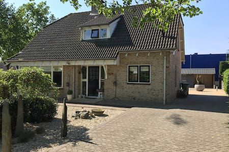 Vrijstaand huis tijdens KLM Open - Spijk Gem Lingewaal - Villa