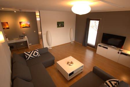 Modern, stylish house in Selfoss - House