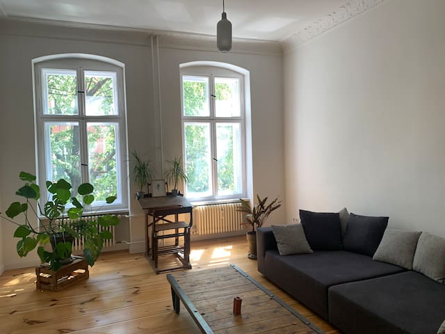 Classic Berlin apartment