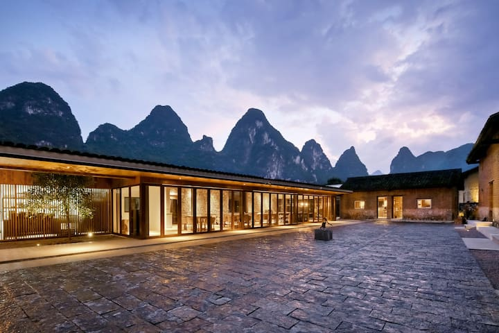 XY YunHouse: A Boutique Luxury Hotel in Xingping - Guilin - Hotel boutique