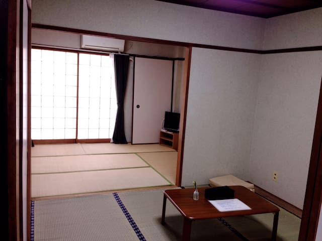 Japanese WASHITU 4adult ¥8900~ - Ibaraki-shi - Apartment