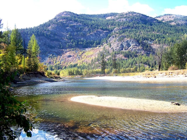 Eagle Sun Retreat - Grand Forks - Villa