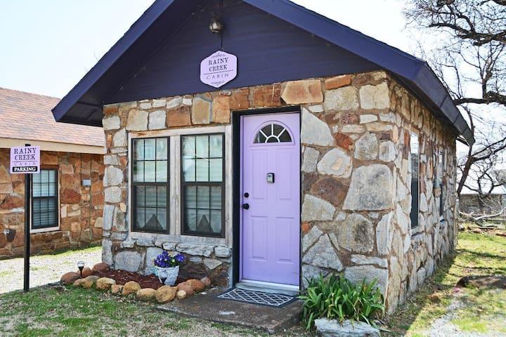 Rainey Creek Cabin