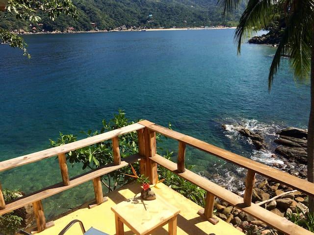 El Jardin : Casa Eagle's nest - Yelapa