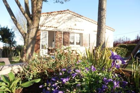 La petite maison de Meschers - Meschers-sur-Gironde - Hus
