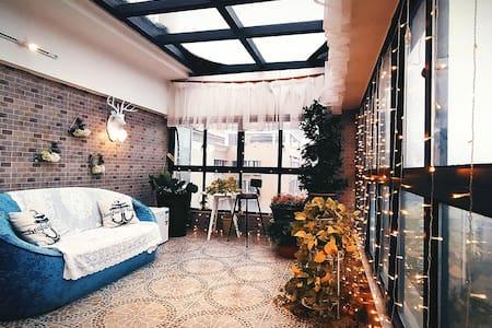 楼顶星空花园\2个卫生间\汉口火车站\地铁6号线\天河机场\
