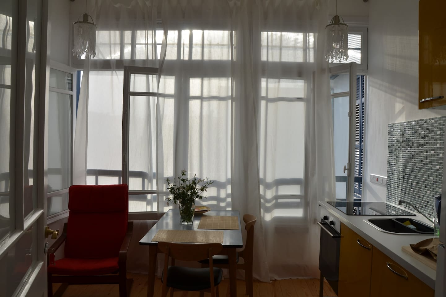 OLD TOWN near beach- Sunny Flat 1 - Serviced apartments for Rent in ...