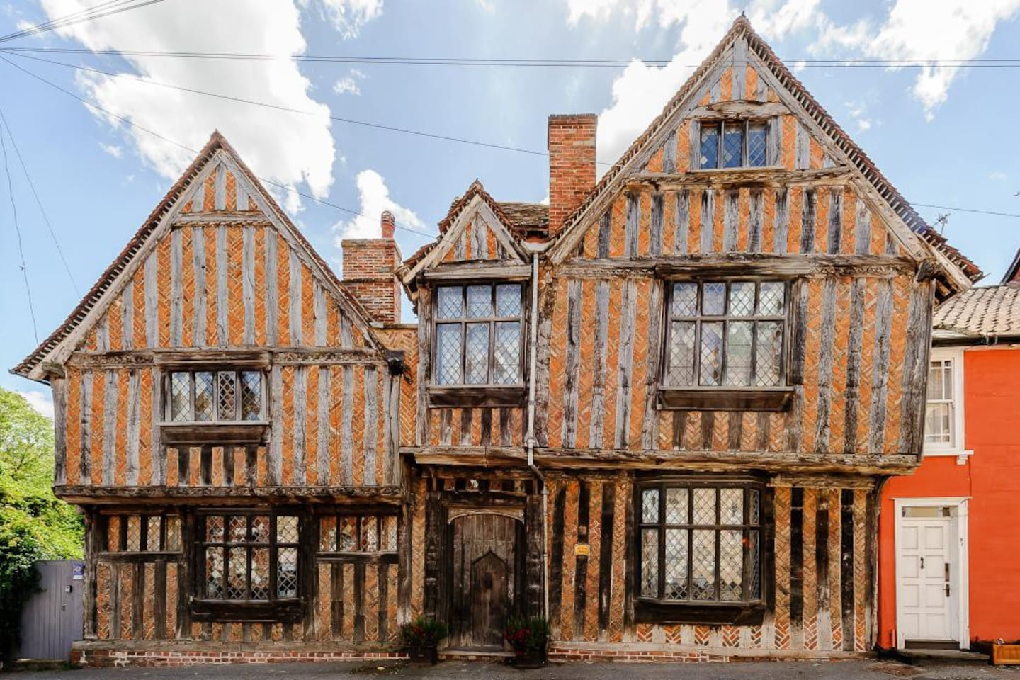 De Vere House, Lavenham, Suffolk (Harry Potter's House)