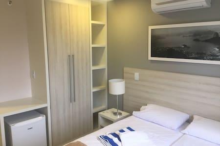 Suíte aconchegante, padrão hotel! - Rio de Janeiro