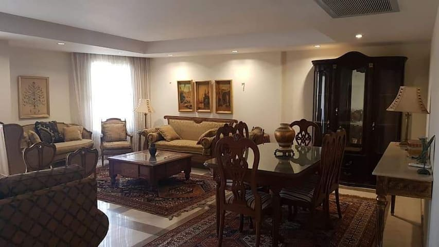 -Apartement for rent in Beverly hills phase 2