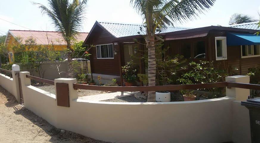 Vakantiehuis Dushi Bida - Paradera - Ferienunterkunft