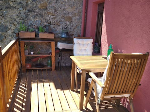 Can Mieta, un refugio en la Vall d' en Bas