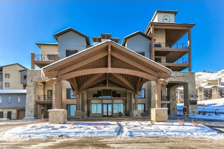 Park City Ski Resort Condo - Lyxvåning