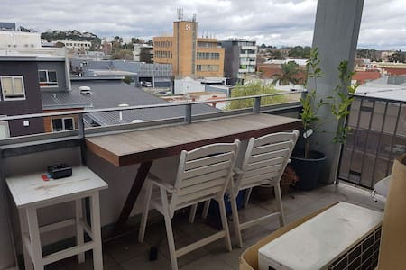 Own Bedroom and Bathroom in modern apartment - Saint Kilda