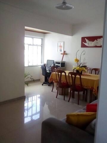 Apartamento em Condomínio para Familia