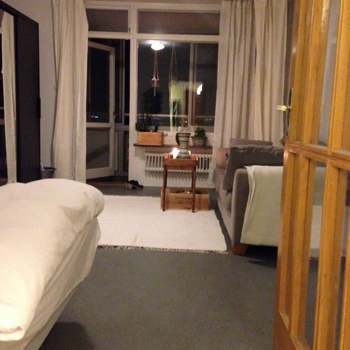Nice small apartment 20 min from stockholm