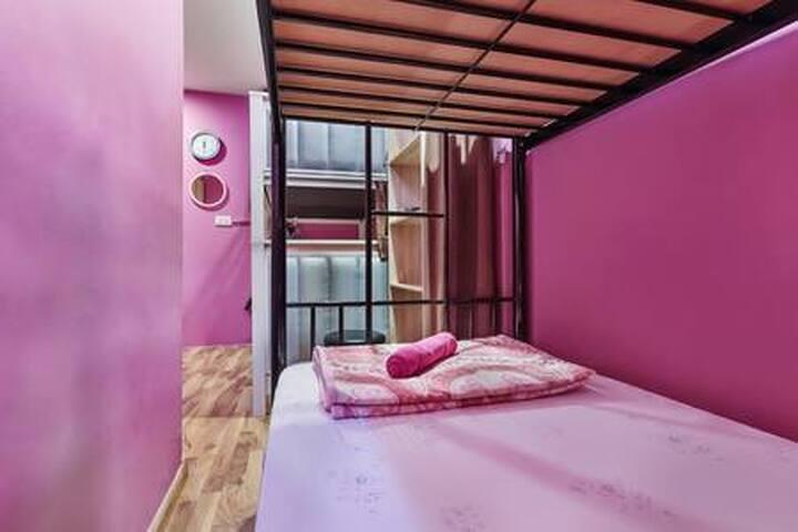 Divas bed/share room at Bugis-Female only