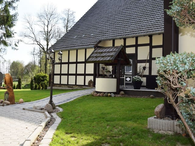 Pension Waldstube - Löhne - Pension (Korea)