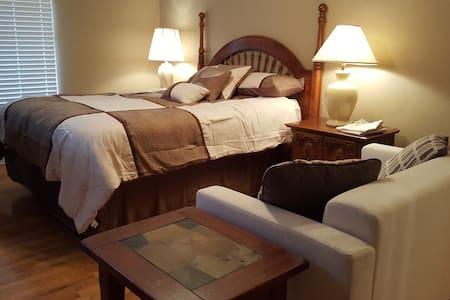 Family friendly suite with private bathroom - San Antonio