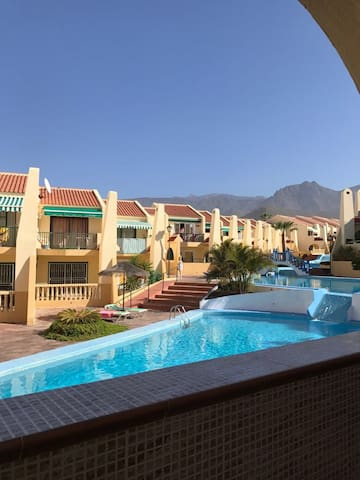 Tenerife Fanabe Beautiful 2 bed house sleeps 5/6