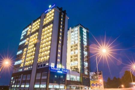 Jakarta Airport apartment hotel Golden Tulip