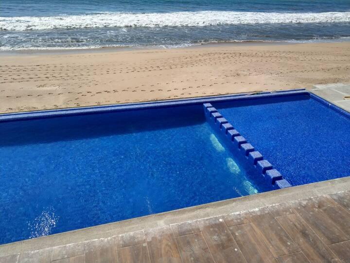 Departamento en playa, excelente ubicación !