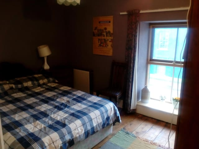 Double room Machynlleth