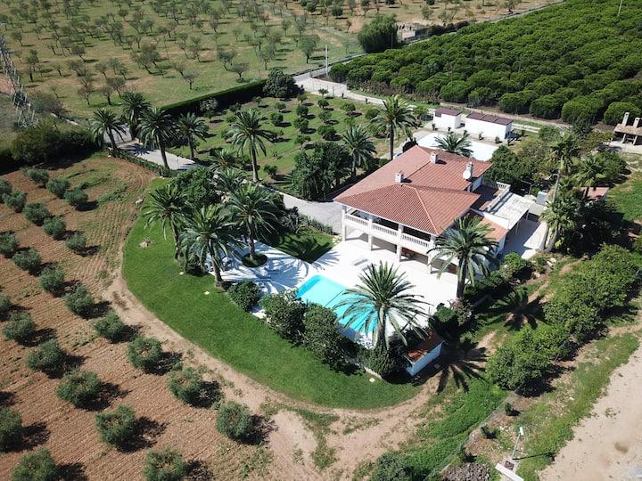 Spectacular villa in Mallorca
