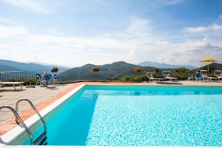 Your nest in Tuscany. - Dicomano - Appartement