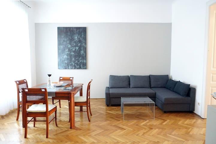 (86sqm) 2 Bedroom Apartment Near The City Center