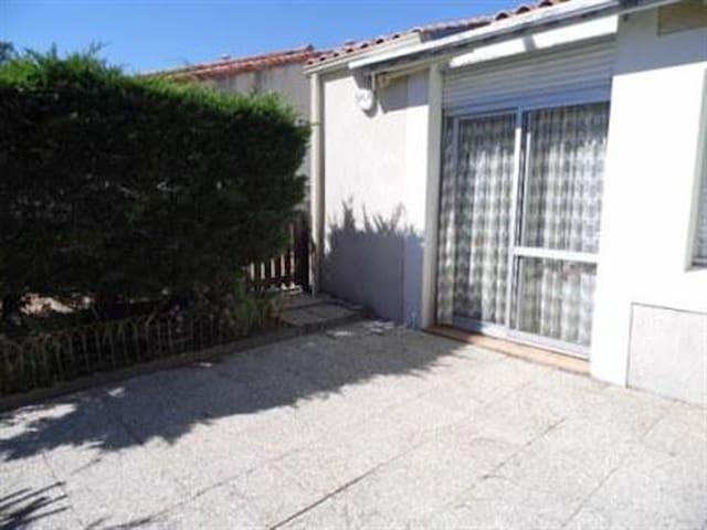 Agréable Maisonnette de Vacances - APPA 142 - La Faute-sur-Mer - Wohnung