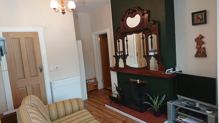 Cosy space - Near: City, Howth & Airport