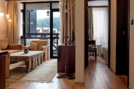 Cozy Suite in 5* Spa Luxury Mountain Resort