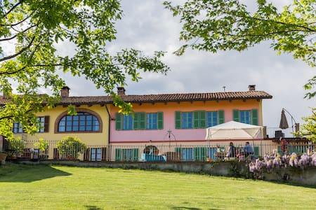 "Romantik Ferienhaus Villa ""Piemonte"" - Cà Mogna"