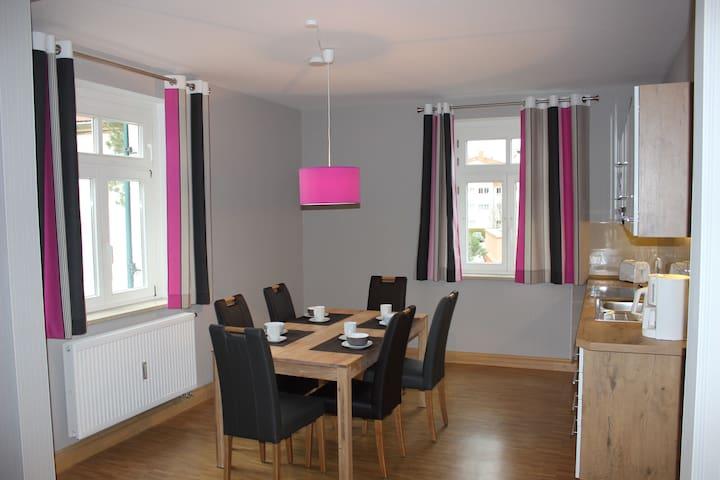 Altbau – 2 Schlafzimmer – in Elbnähe - Dresden - Apartamento