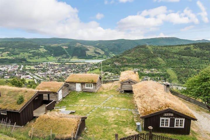 Sæta Farm, 5 små hus