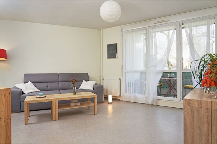 Appartement à Nantes Sud