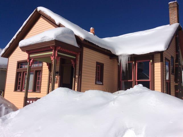 Sherbet Chalet in DT Leadville - Leadville - Casa
