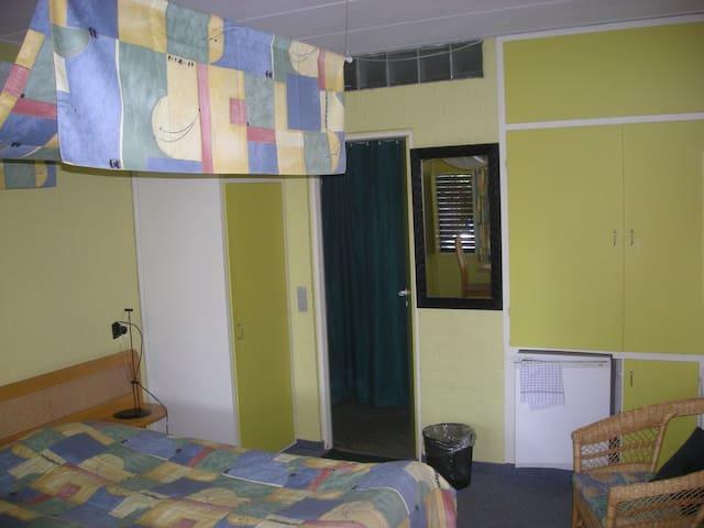 Dejlig dobbelt værelse med udsigt t - Skærbæk - Bed & Breakfast