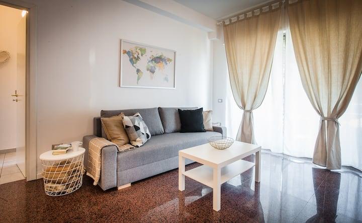 Casa Andrea, nel cuore di Cagliari