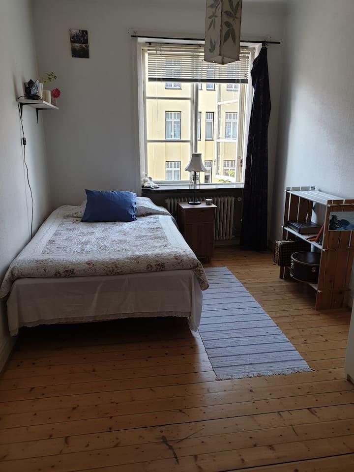 Comfortable cute room close to Möllan/Möllevång