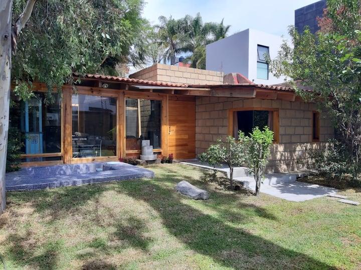 Hermosa Cabaña Casa de Campo en Juriquilla